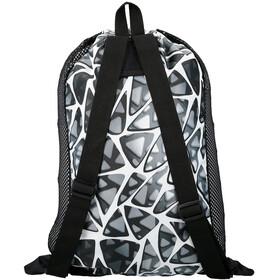 speedo Deluxe Ventilator Mesh Bag 35l Cage White